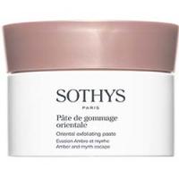 Sothys Oriental Exfoliating Paste - Скраб-паста для тела с восточным ароматом, 200 мл