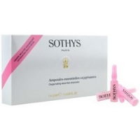 Купить Sothys Oxygenating Essential Ampoules - Ампульный концентрат, 7 х 1, 5 мл