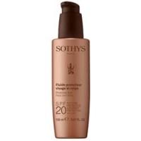 Купить Sothys Protective Fluid Face And Body SPF20 Moderate Protection UVA-UVB - Молочко для лица и тела, 150 мл