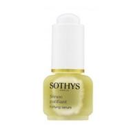 Купить Sothys Purifying Serum Oily Skin - Сыворотка очищающая себорегулирующая 30 мл