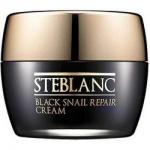 Фото Steblanc Black Snail Repair Cream - Крем для лица с экстрактом черной улитки 92%, 50 мл