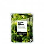 Фото Superfood Salad - Тканевая маска «Брокколи - Свежесть»