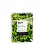 Фото Superfood Salad Facial Sheet Mask Green Tea Soothing - Тканевая маска «Зеленый чай - Успокаивающий эффект», 25 мл