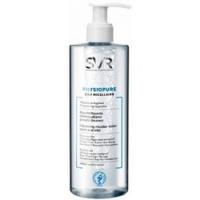 SVR Physiopure Eau Micellaire - Мицеллярная очищающая вода для лица, век и губ, 400 мл  - Купить