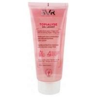 Купить SVR Topialyse Gel Lavant - Очищающий гель для сухой чувствительной кожи, без щелочи, 200 мл