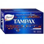 Фото Tampax Super Plus - Тампоны с аппликатором, 16 шт
