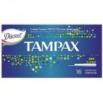 Фото Tampax Super - Тампоны с аппликатором, 16 шт