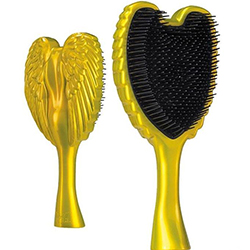 Фото Tangle Angel Gorgeous Gold - Расческа-ангел для волос