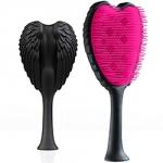 Tangle Angel Xtreme Black-Fuchsia Bristles - Расческа для волос