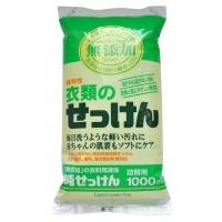 Miyoshi - Жидкое средство для стирки основе натуральных компонентов, для изделий из хлопка, мягкая упаковка, 1000 мл