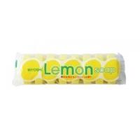Miyoshi - Туалетное мыло для всей семьи с ароматом лимона, 45 г*8