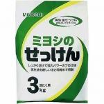 Фото Miyoshi - Порошковое мыло для стирки на основе натуральных компонентов, 3000 г