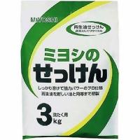 Miyoshi - Порошковое мыло для стирки на основе натуральных компонентов, 3000 г