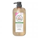 Фото Junlove - Шампунь на основе натуральных растительных компонентов, с маслом шиповника, для нормальных волос, 1000 мл