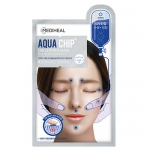 Фото Beauty Clinic Aqua Chip Circle Point Mask - Маска для лица успокаивающая с массажным эффектом, 25 мл