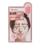 Фото Beauty Clinic Black Chip Circle Point Mask - Маска для лица увлажняющая с массажным эффектом, 25 мл