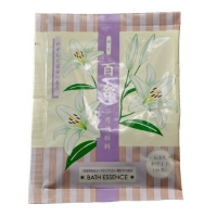Max - Соль для ванны увлажняющая с экстрактом лилии, 25 г