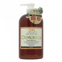 Ormonica - Органический бальзам для ухода за волосами и кожей головы, 550 мл