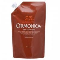 Ormonica - Органический бальзам для ухода за волосами и кожей головы, запасной блок, 400 мл