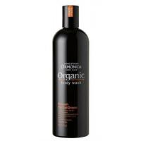 Ormonica - Органическое жидкое мыло для тела освежающее аромат зеленых трав, 450 мл