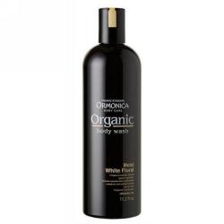 Фото Ormonica - Органическое жидкое мыло для тела увлажняющее аромат белых цветов, 450 мл