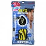Фото Kukilon - Мочалка массажная для мужчин сверхжесткая, синяя