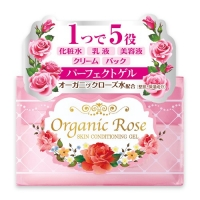 Купить Meishoku - Увлажняющий гель-кондиционер для кожи лица с экстрактом дамасской розы, 90 г