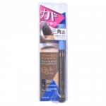 Фото Koji - Карандаш для бровей влагостойкий, темно-коричневый, тон 1