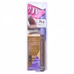 Фото Koji - Карандаш для бровей влагостойкий, коричневый, тон 2