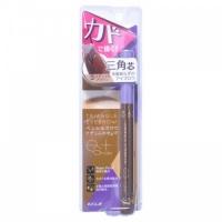 Koji - Карандаш для бровей влагостойкий, коричневый, тон 2