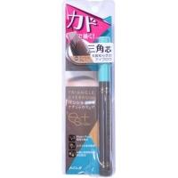 Koji - Карандаш для бровей влагостойкий, пепельно-коричневый, тон 4