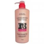 Фото Laura Rosse - Растительный шампунь, Жасмин, для сухих ослабленных волос, 510 мл