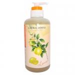 Фото Laura Rosse - Жидкое мыло для тела, Ароматерапия-Лимон, 500 мл