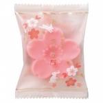 Фото Master Soap - Мыло туалетное косметическое, Цветок, ярко-розовый, 43 г