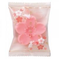 Master Soap - Мыло туалетное косметическое, Цветок, ярко-розовый, 43 г