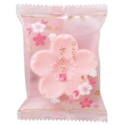 Фото Master Soap - Мыло туалетное косметическое, Цветок, светло-розовый, 43 г