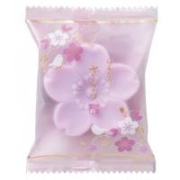 Master Soap - Мыло туалетное косметическое, Цветок, сиреневый, 43 г