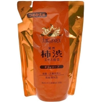 Max - Жидкое мыло для тела с экстрактом хурмы, 400 мл