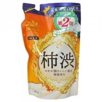 Max - Жидкое мыло для тела с экстрактом хурмы, запасной блок, 350 мл