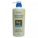 Фото Laura Rosse - Растительный шампунь, Розмарин, для нормальных волос, 510 мл