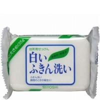 Miyoshi - Мыло для стирки, отбеливающее, 135 г