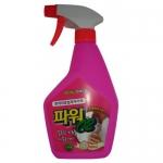 Фото KMPC Orange Power Clothing Stain Remover - Жидкое средство для удаления пятен, c апельсиновым маслом, 600 мл