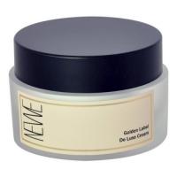 Newe Golden Label De Luxe Cream Anti-Wrinkle - Антивозрастной крем для лица с частицами золота, 50 г