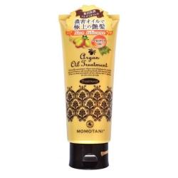 Фото Momotani - Бальзам для волос с маслом арганы, без силикона, 200 г
