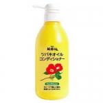 Фото Kurobara - Кондиционер для поврежденных волос с маслом камелии японской, 500 мл