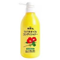 Kurobara - Кондиционер для поврежденных волос с маслом камелии японской, 500 мл