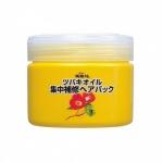Фото Kurobara - Маска интенсивно восстанавливающая для поврежденных волос с маслом камелии японской, 300 г