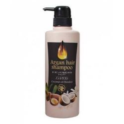Фото Kurobara - Шампунь для волос с маслом арганы, 450 мл