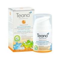 Teana - Энергетический витаминный крем с экстрактом микроводоросли, 50 мл