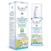 Teana - Гель для снятия макияжа с экстрактом персика, 125 мл